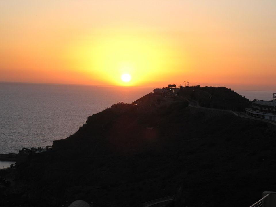 Sonnenuntergang Holiday Club Sol Amadores