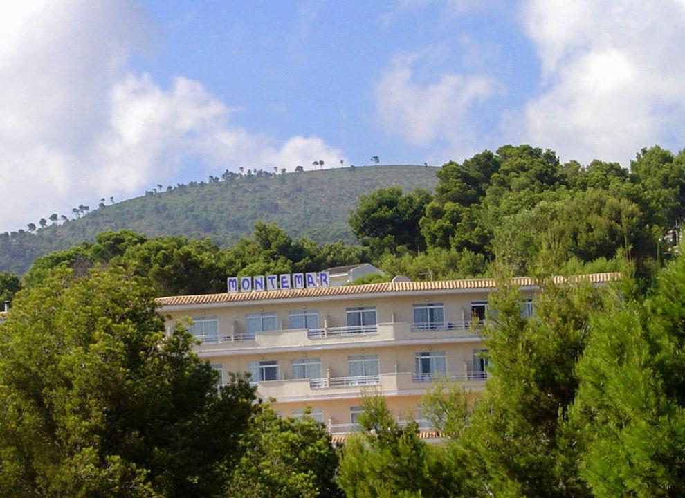 Exterior Hotel Montemar