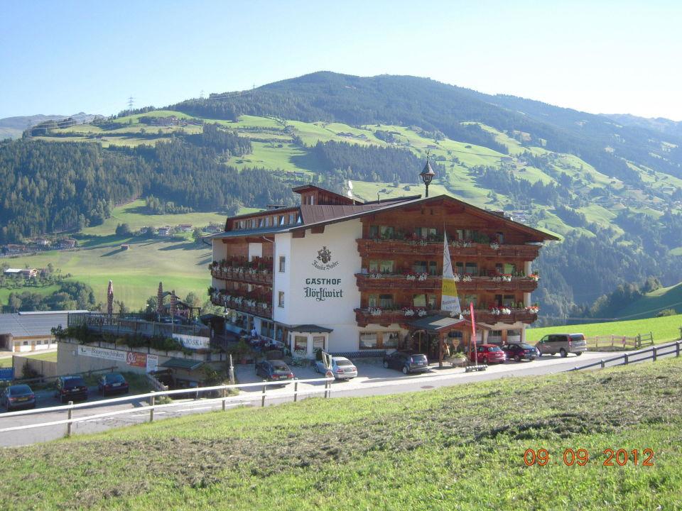 Dörflwirt Alpenwohlfühlhotel Dörflwirt