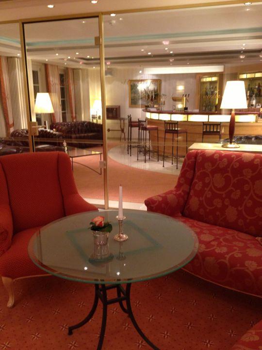 Die Bar Romantik Hotel Bayrisches Haus Potsdam Potsdam