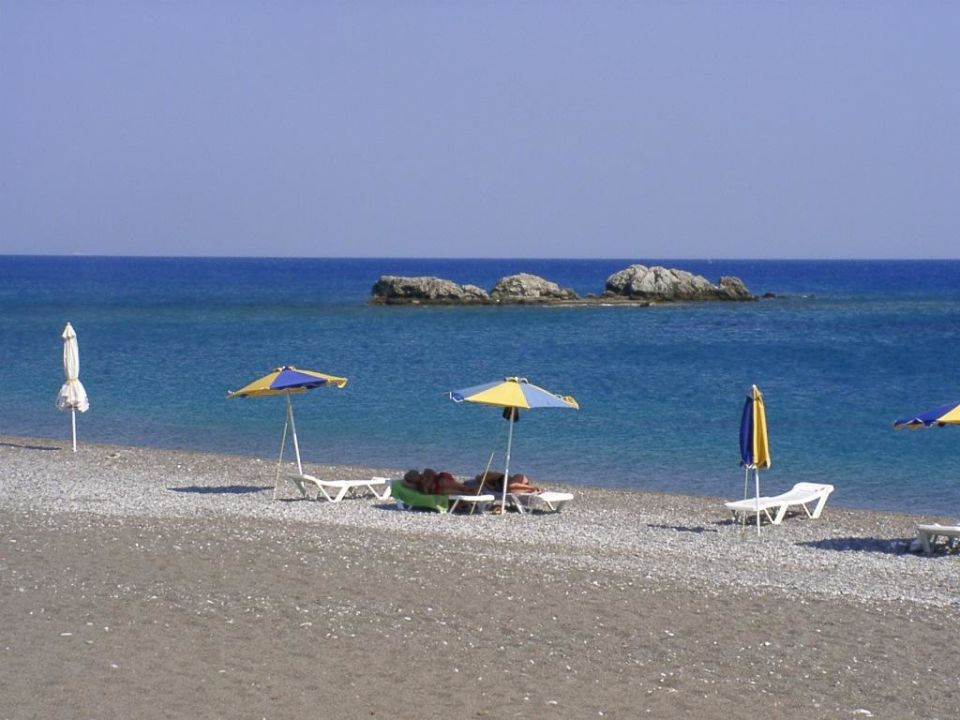Strand - Faliraki Beach Hotel Mitsis Faliraki Beach Hotel & Spa