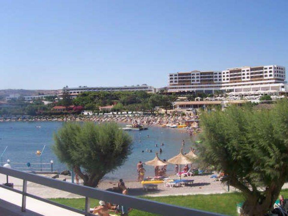 plage de l'hotel Eden Roc Resort Hotel