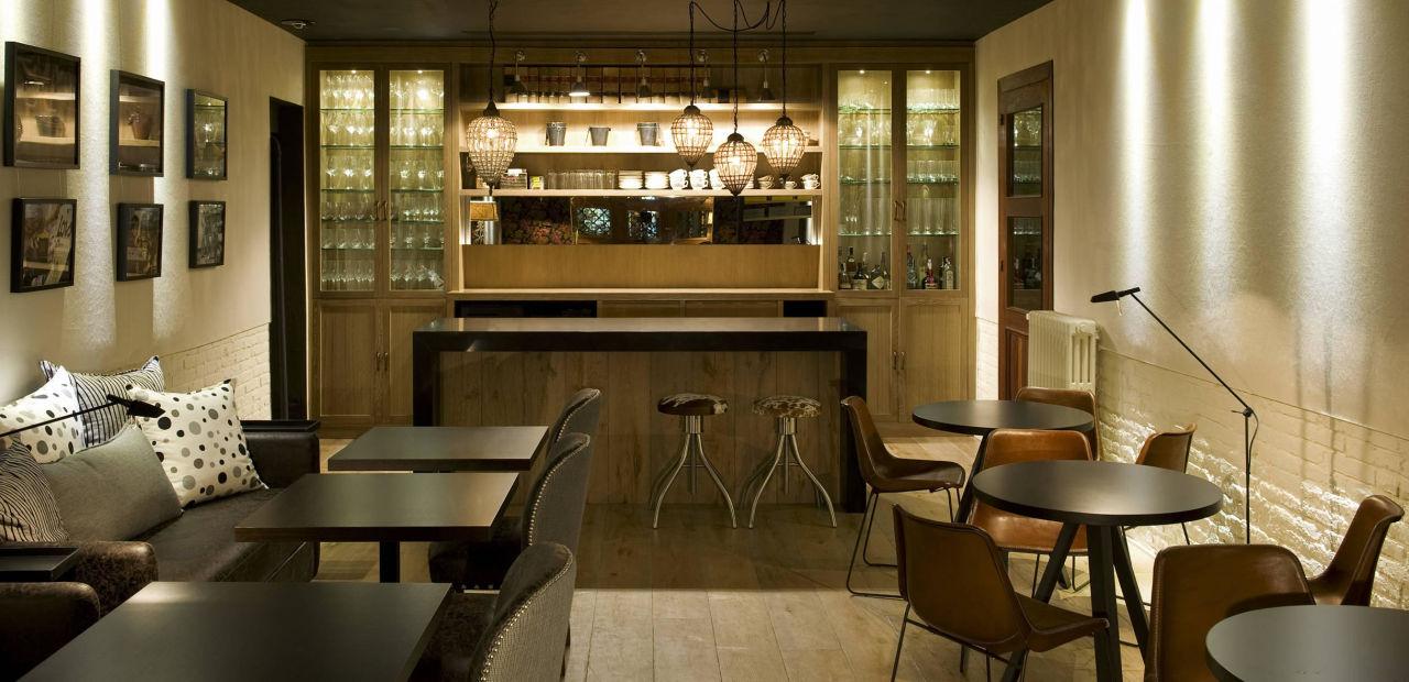 Cafetería Rusticae Primero Primera