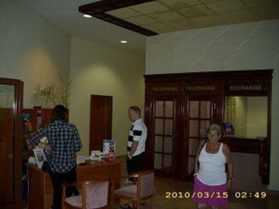 Wechselstube Hotel Grifid Arabella