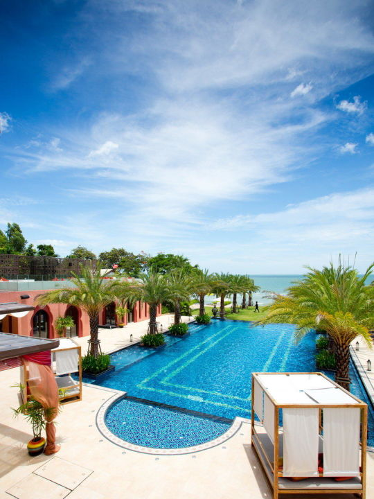24 Hour Swimming Pool Marrakesh Hua Hin Resort Spa