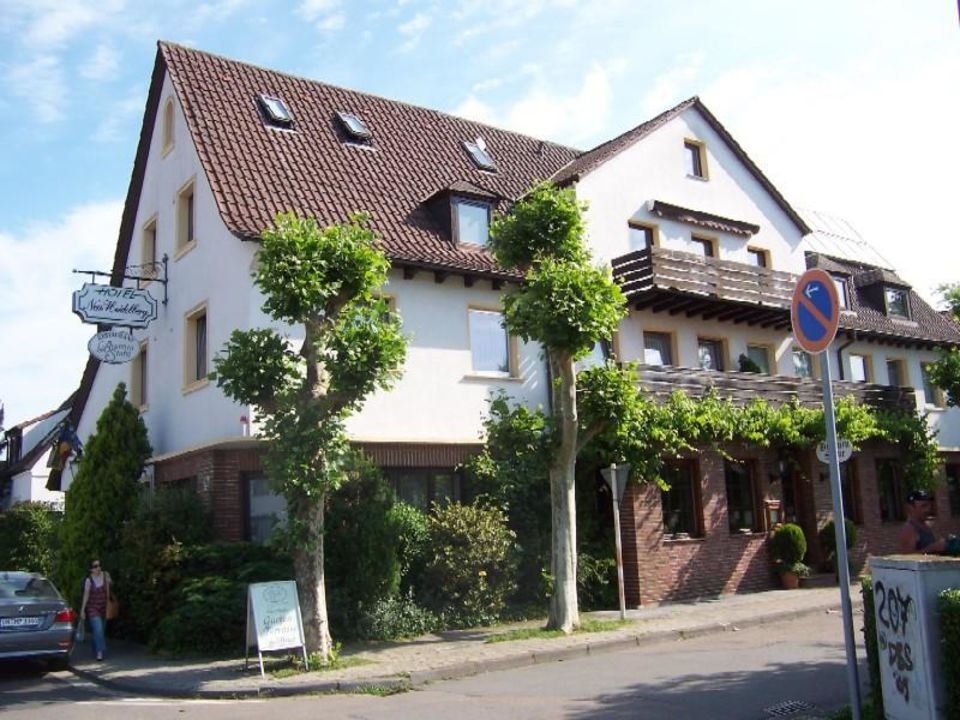 Blick auf das Hotel Hotel & Apartments Neu Heidelberg