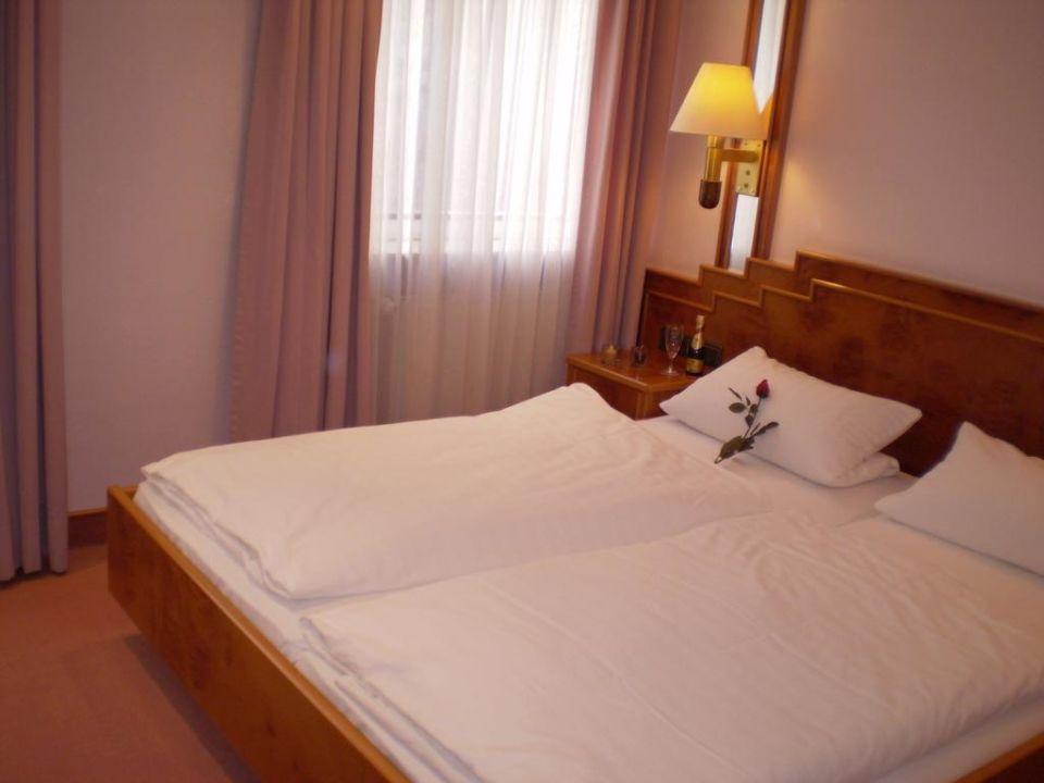 Standard Doppelzimmer Hotel Marburger Hof