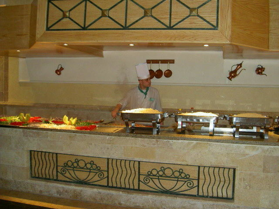 Buffet im Hotel Shams Safaga Hotel Shams Safaga