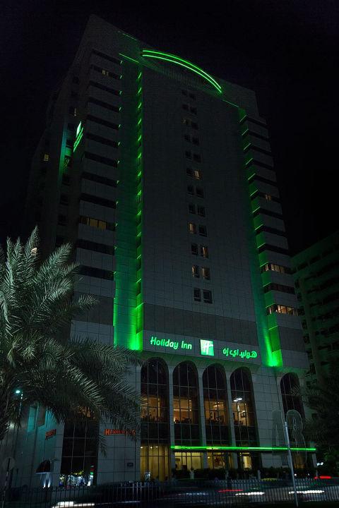 Holiday Inn Abu Dhabi Downtown Facade  Holiday Inn Abu Dhabi Downtown