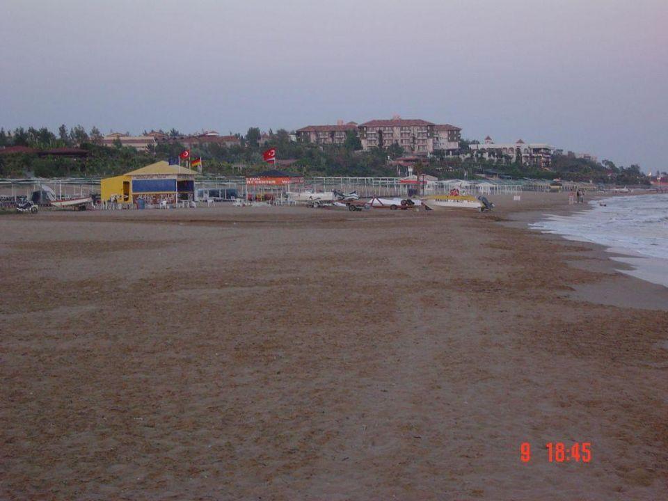 Wassersport Hotel Süral Resort