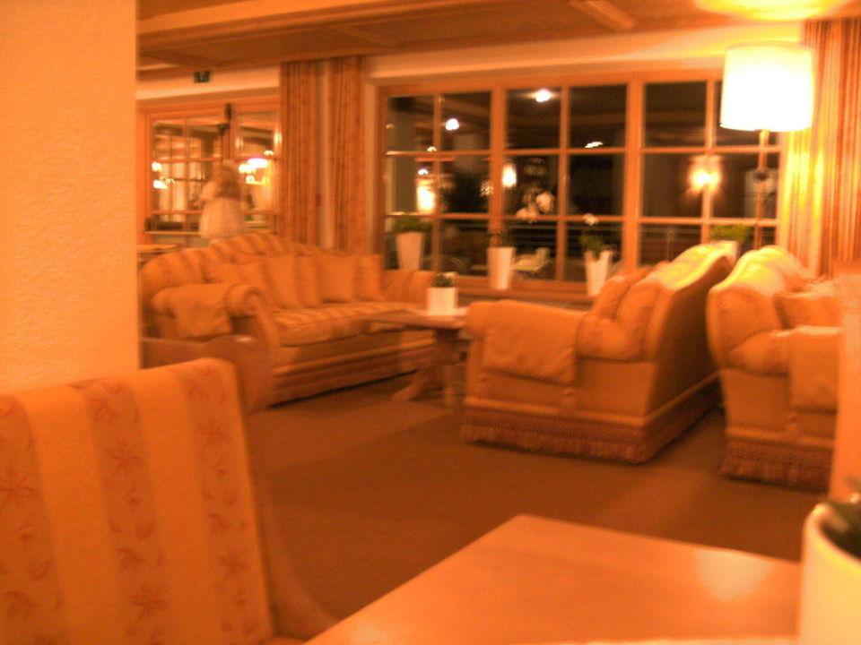Lobby Hotel Alpen Tesitin