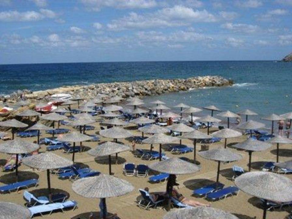 """Strand"" Grecotel Marine Palace (Panormos) • HolidayCheck ..."
