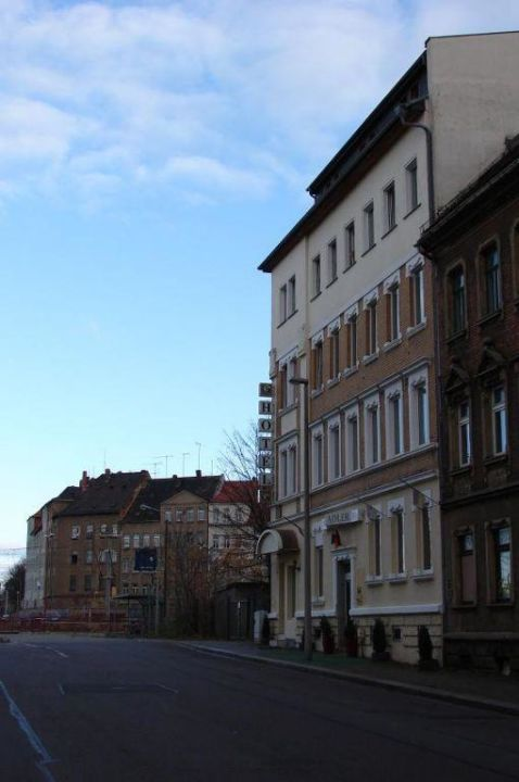 Wygląd zewnętrzny i otoczenie hotelu Hotel Adler Leipzig