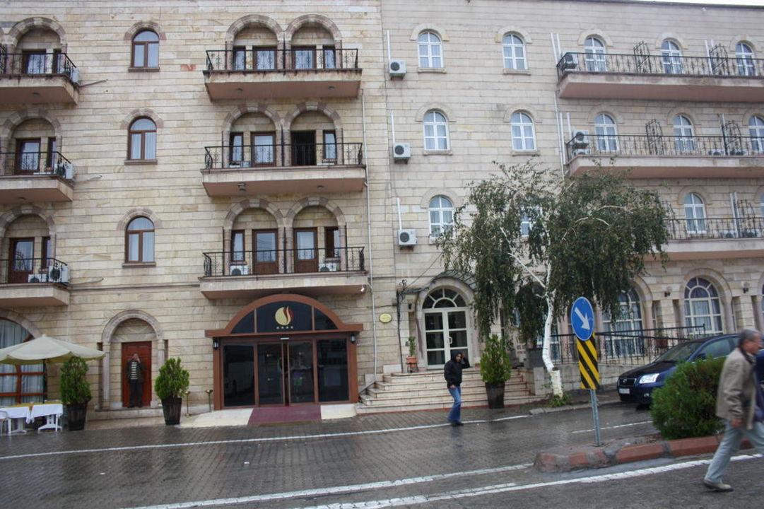 Aussenansicht Hotel Tassaray