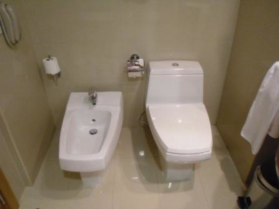 Toilette Bd Hotel Four Points By Sheraton Downtown Dubai Dubai