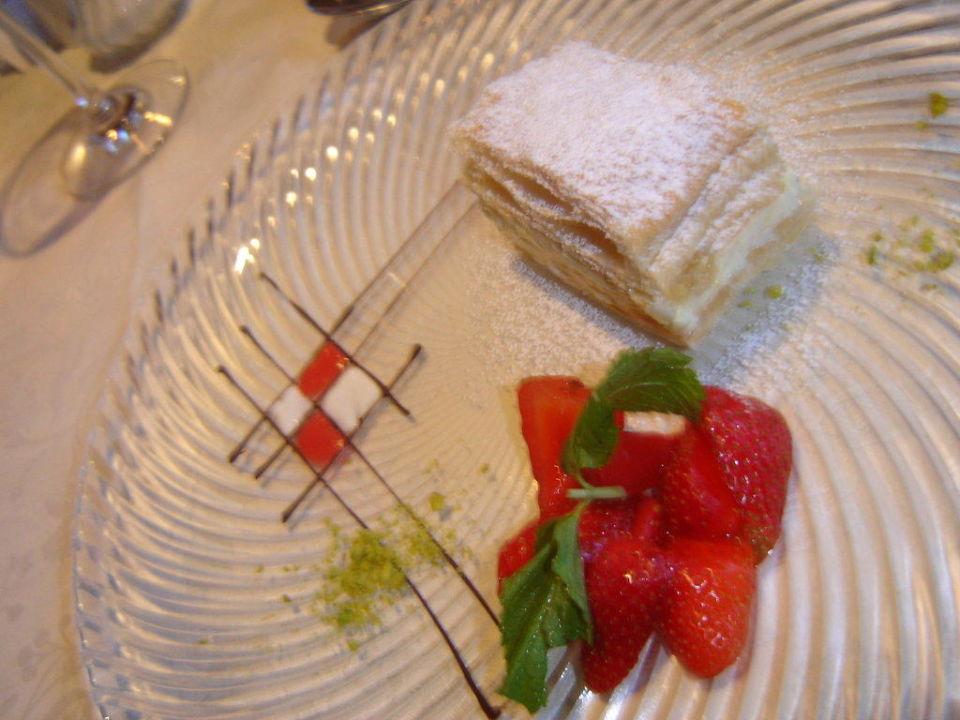 Dessert Panorama Hotel Taljörgele