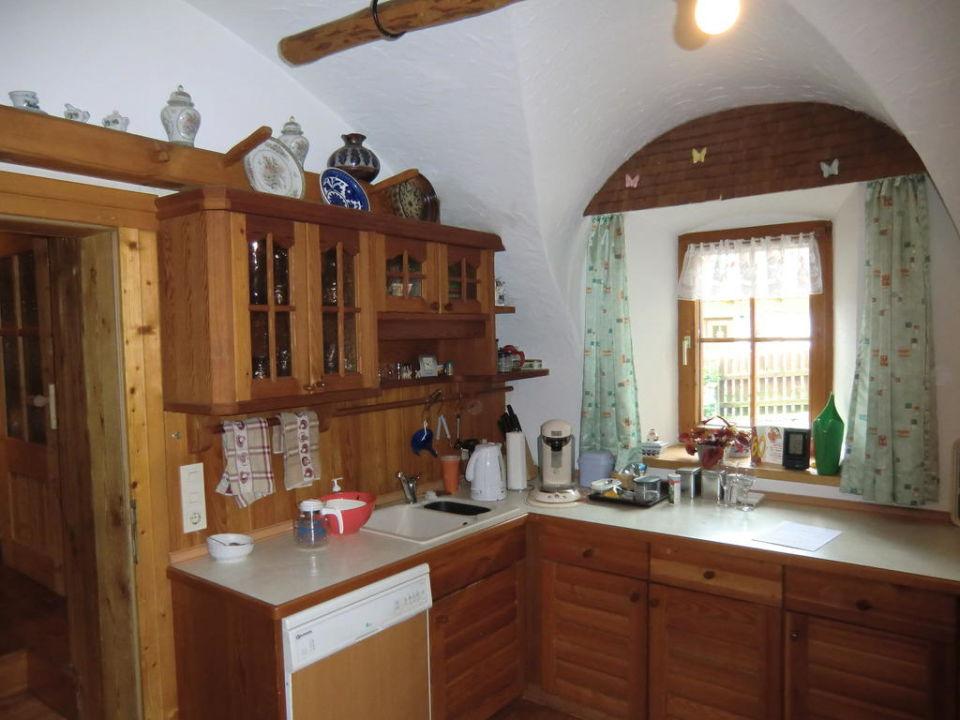 Urige Küche   Urige Kuche Pension Schattbachgut Zell Am See Holidaycheck