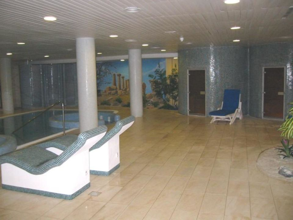 Hallenbad - Gupotel Santa Eularia Ibiza Grupotel Santa Eularia & Spa - Adults only