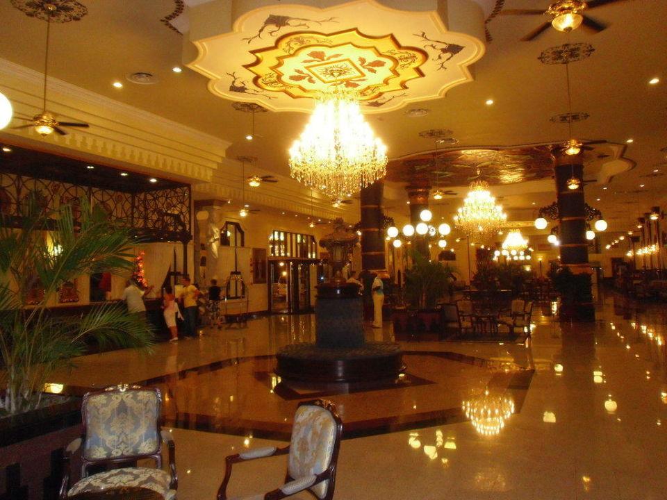 Lobby Hotel Riu Palace Punta Cana