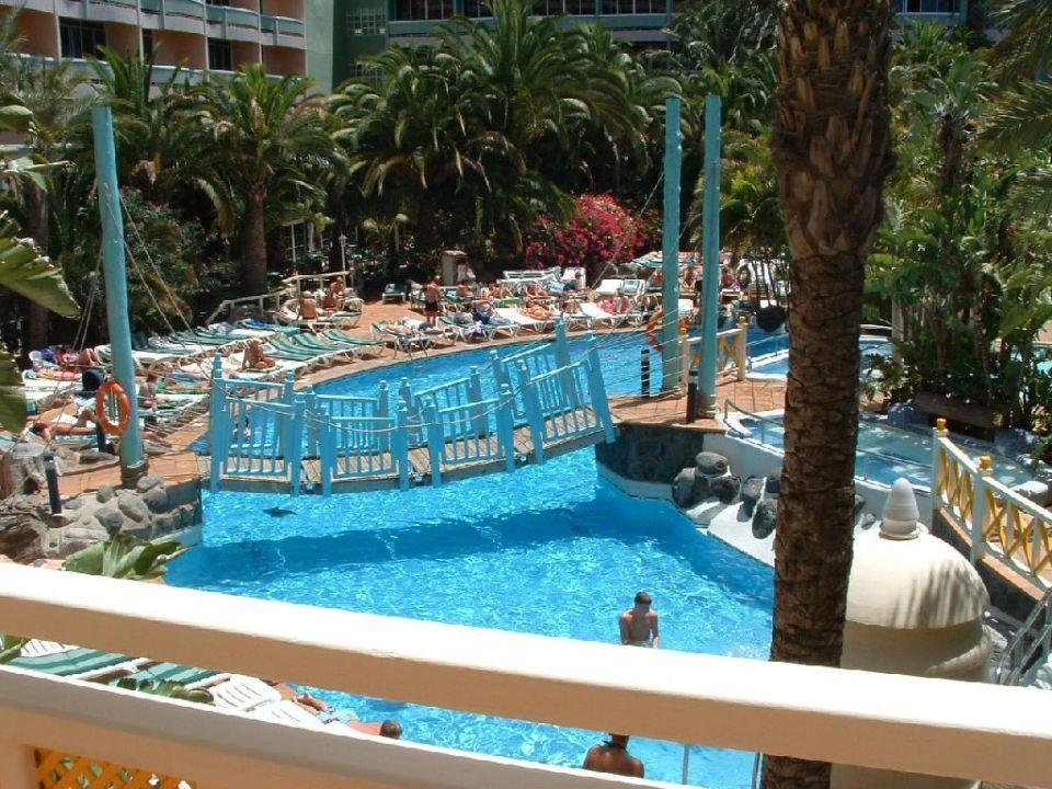 Ruhepool IFA Buenaventura Hotel