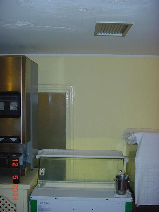 """"""" blühende Decke im restaurant Bild 4 Aparthotel Bitacora Lanzarote Club"""