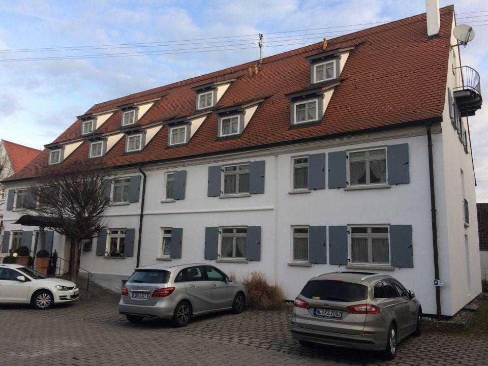 Quot Hotel Quot Hotel Garni Am Zehntstadl Ulm Holidaycheck