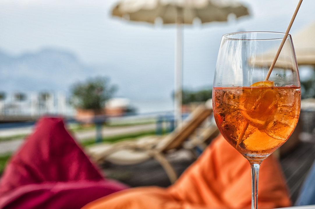 Drink on the beach Hotel La Caletta Bolognese