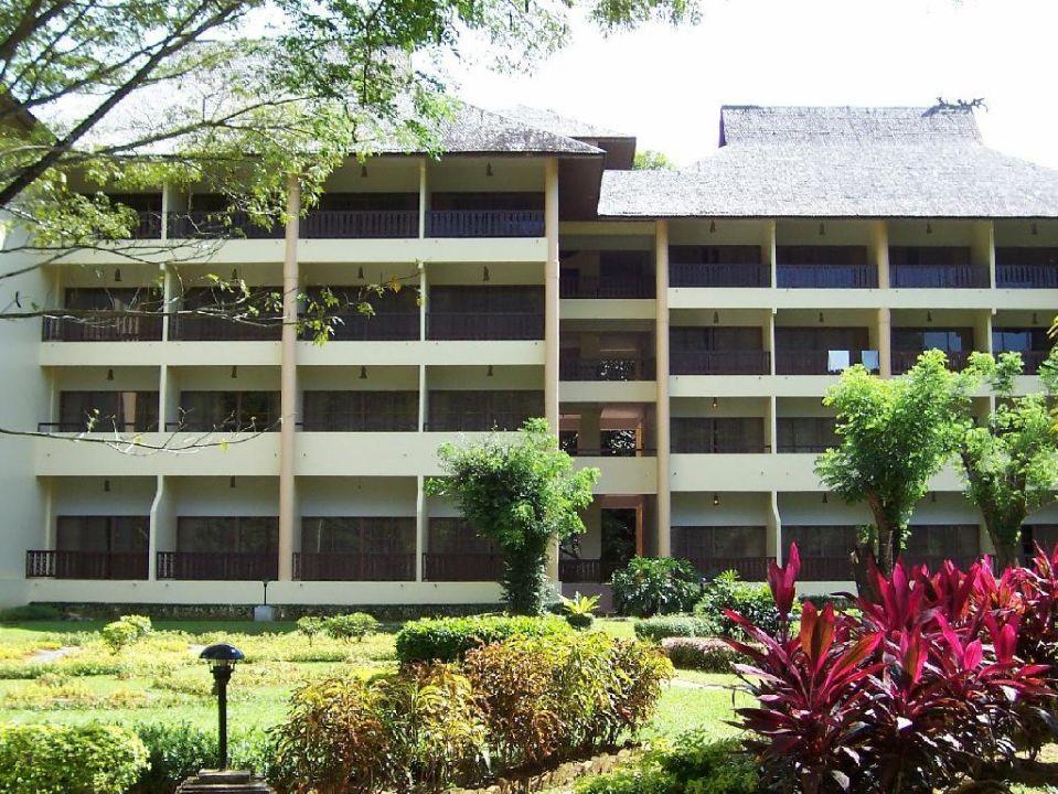 Haupthaus 4-stöckig Hotel Damai Puri Resort & Spa