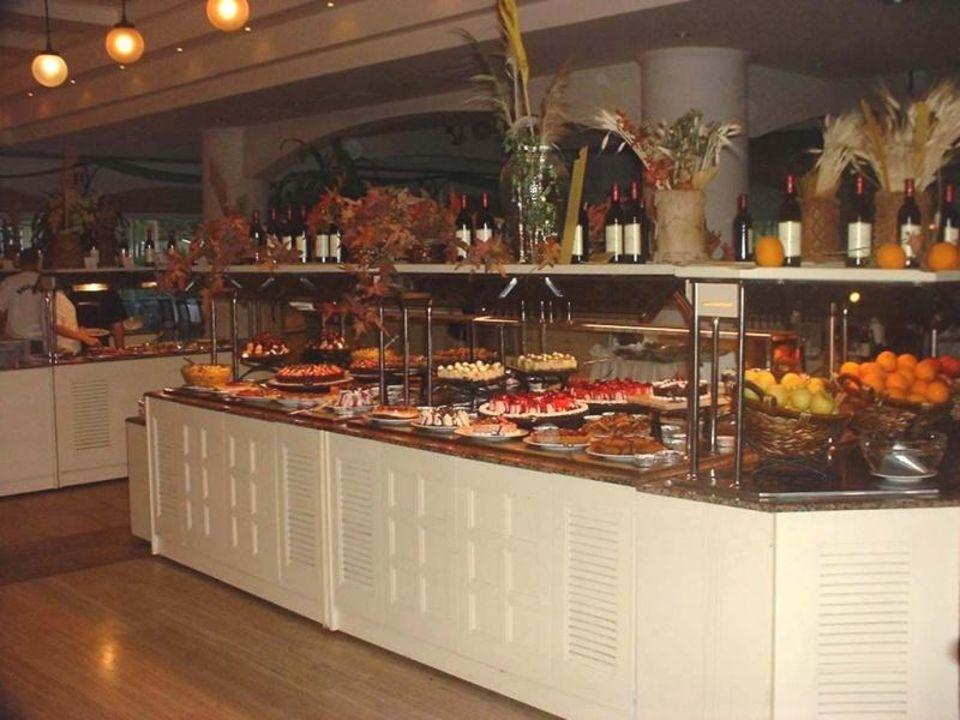 Hotel Rixos Belek - Nachspeisen- und Kuchenbuffet Papillon Ayscha Hotel