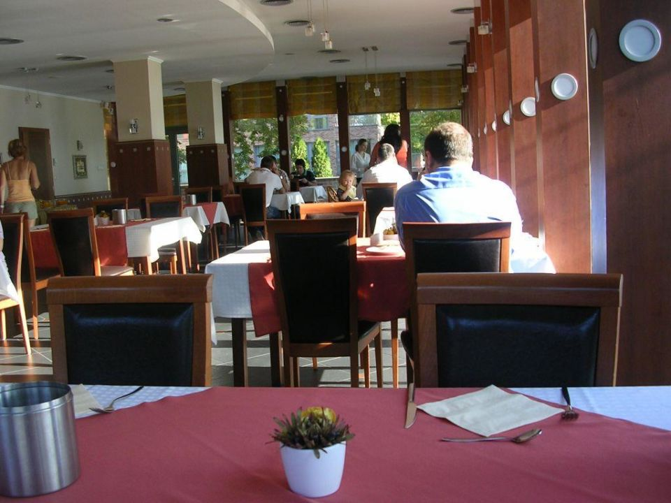 Frühstücksrestaurant Hotel Holiday Beach Budapest