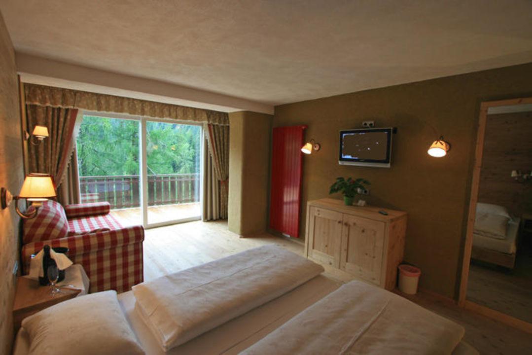 Bio-Wohlfühlzimmer Hotel Diana