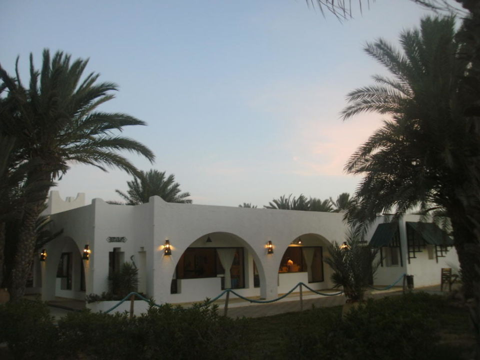 Restaurant chez Max Hotel Seabel Aladin Djerba
