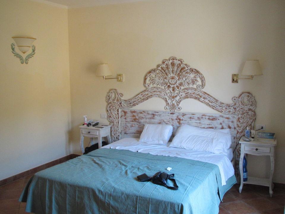 Schöne Zimmer Alessandro Hotel