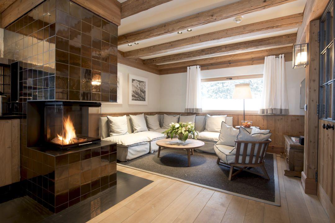 Chalet Arlberg Gemutliche Wohnlandschaft Lech Lodge Lech
