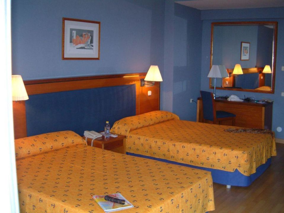 Hotelzimmer Hotel Best Semiramis