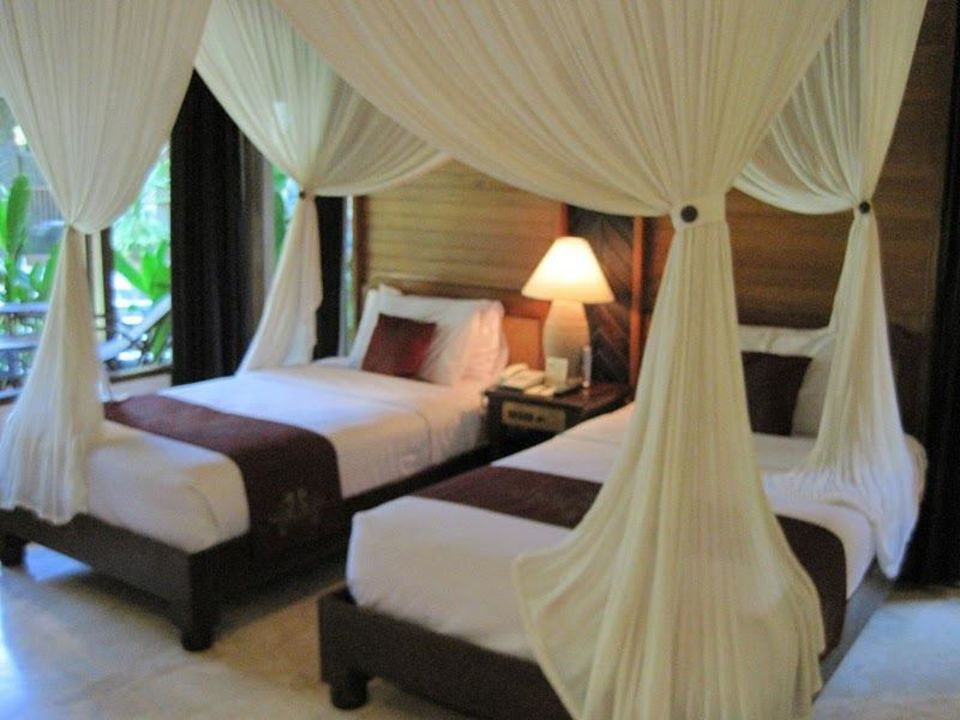 Deluxe Room Hotel Bali Tropic Resort & Spa