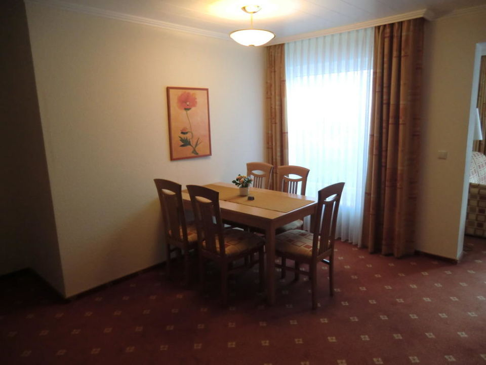 """""""Suite im Erdgeschoss"""" Hotel Haus am Hochwald Goslar"""