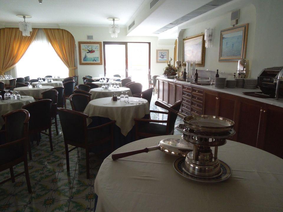 Speisesaal Hotel Montana