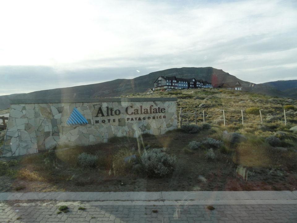 Вид отеля Hotel Alto Calafate