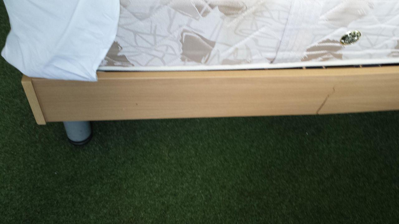2 doppelzimmer 4 betten, davon 3 kaputt Hotel Veronika I  (Im Umbau/Renovierung)