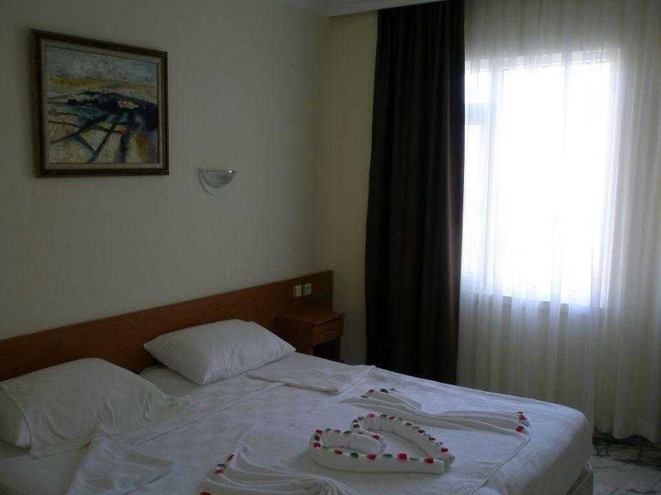 Sypalnia Kemalhan Beach Hotel