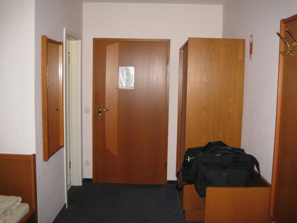 """Der """"Eingangsbereich"""" Flair Hotel Reuner"""