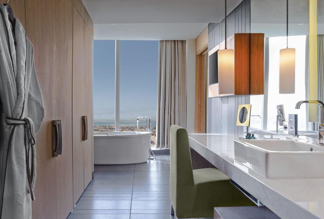 Opera Suite Bathroom Sofitel Hotel Dubai Downtown