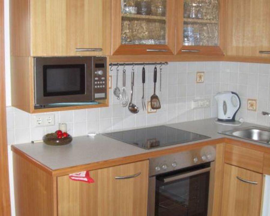 Küche im Romantikhaus\