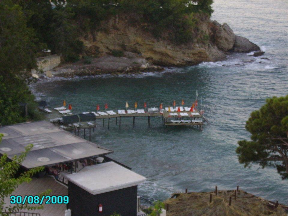 Badesteg Aska Bayview Resort