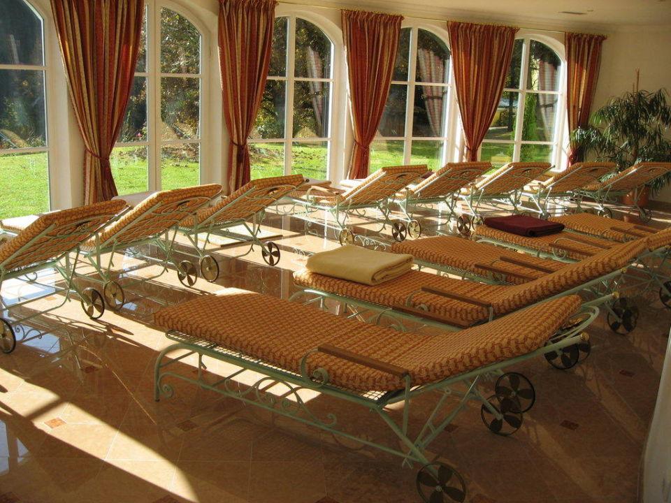 Hamamliege Hotel Parkschlössl Zu Thyrnau