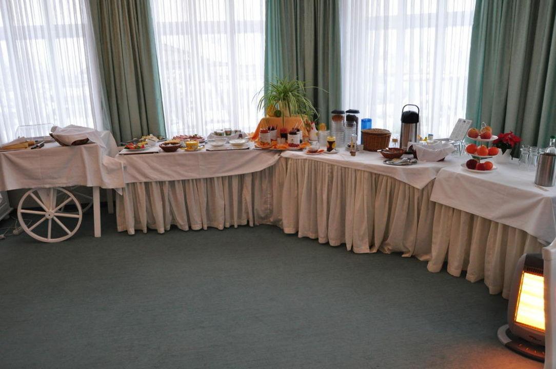 Fruhstucksraum Hotel Schone Aussicht Weissenfels Holidaycheck