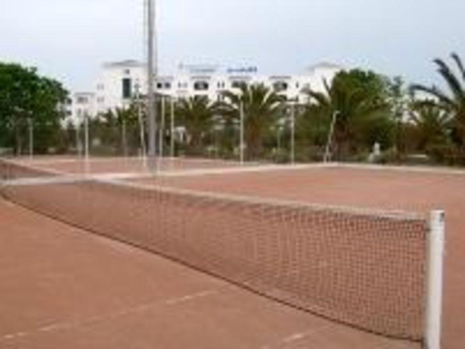 Iberostar elFatimi Mahdia/Tunesien Hotel Fatimi Garden