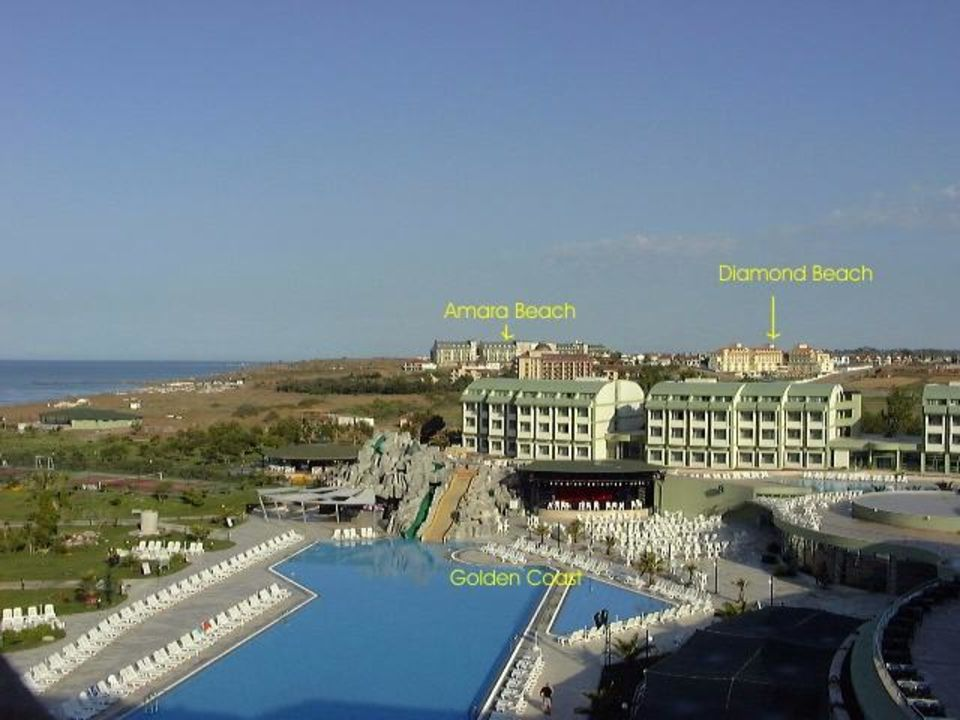 Hotel Diamond Beach / Lage Diamond Beach Hotel & Spa