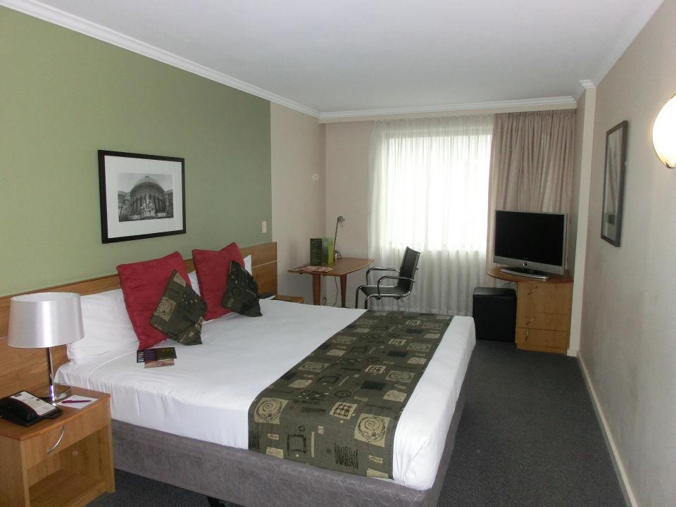 Zimmer Mercure Hotel Sydney